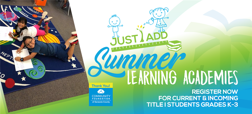 Summer Learning Academies