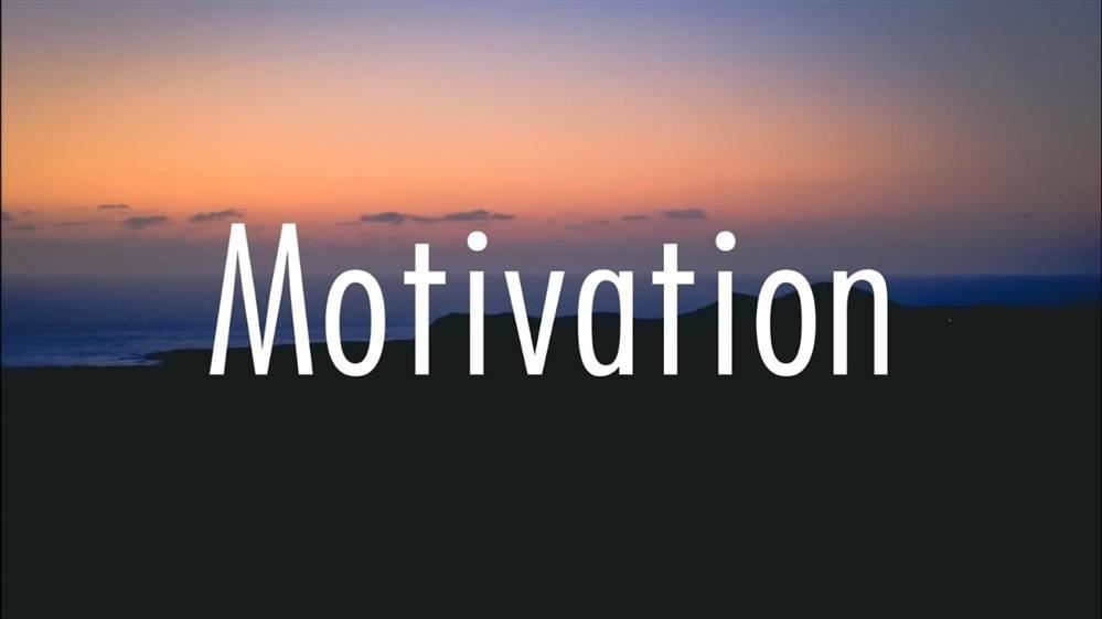 "January Take 10! - ""Master your Motivation"""