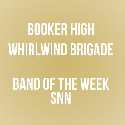 Band of the Week 2019 – Booker High Whirlwind Brigade