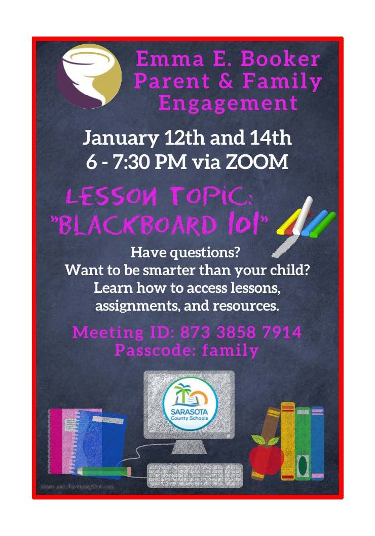 Parent and Family Engagement Night