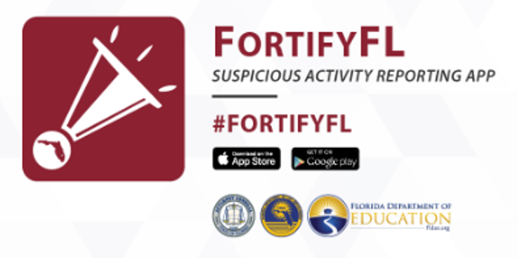 Fortify Suspicious Activity Reporting App