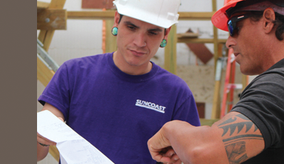 Building Trades & Construction Design Technology