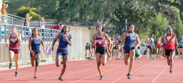 Sarasota County Schools Track Teams Go the Extra Mile