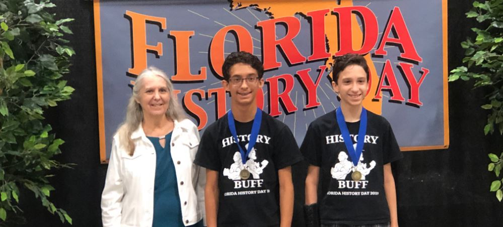 Pine View Students Among Top Honorees in Florida History Day Competition