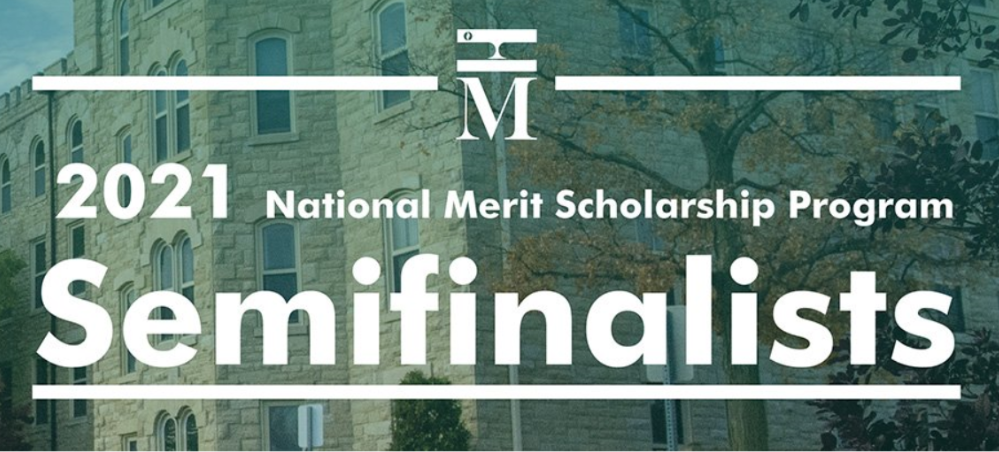 National Merit Semifinalist logo