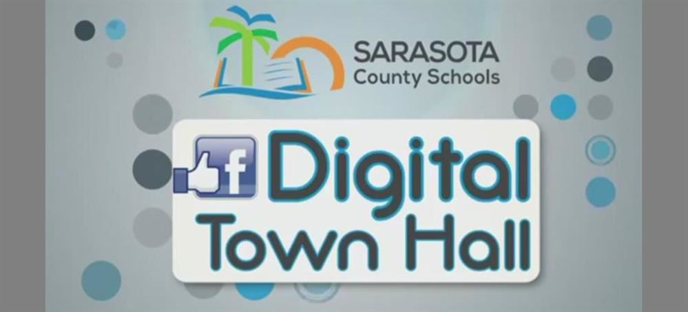 Digital Town Hall Event Planned for May 23