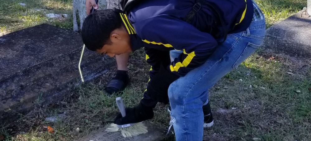 Booker High JROTC to Host Marker Placement Ceremony at Oaklands-Woodlawn Cemetery – February 19