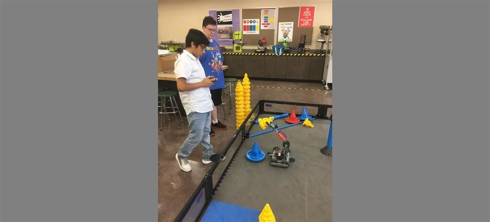 Booker High to hold first 'Booker Bash' robotics competition Dec. 9