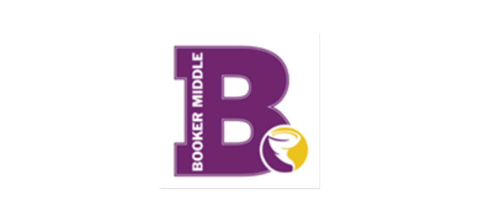 Booker Middle logo