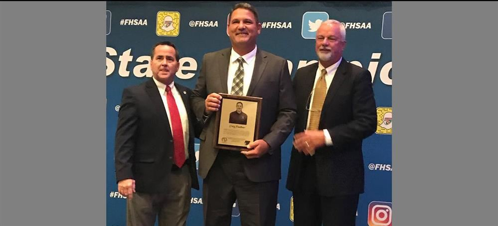 Venice High School Coach Inducted into Florida High School Athletic Association Hall of Fame