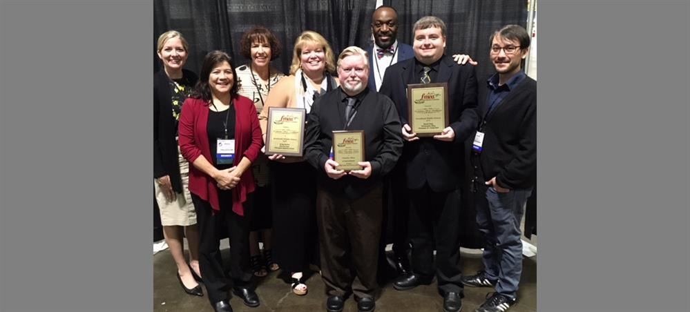 Elementary music teacher, 2 district middle schools honored by FMEA