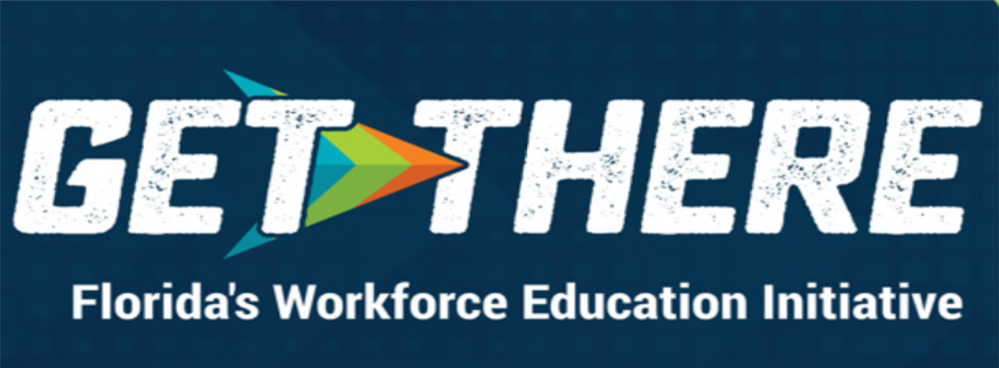 FLDOE Get There program logo