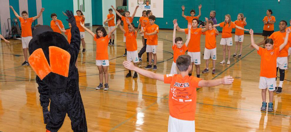 Orioles Health & Fitness Challenge returns to middle schools