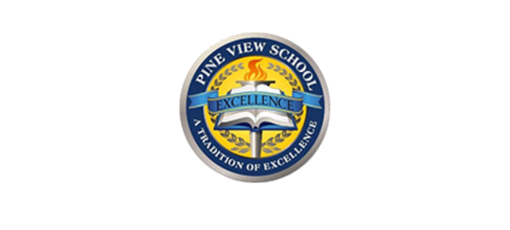 Pine View School logo
