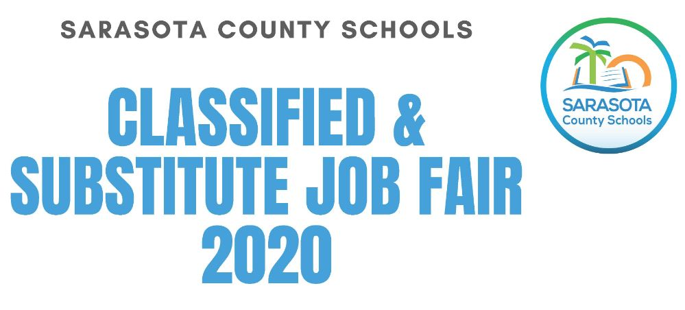 Job Fair text logo