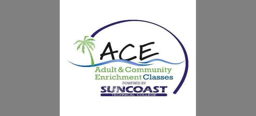 Adult & Community Enrichment at Suncoast Technical College Annual Art Sale