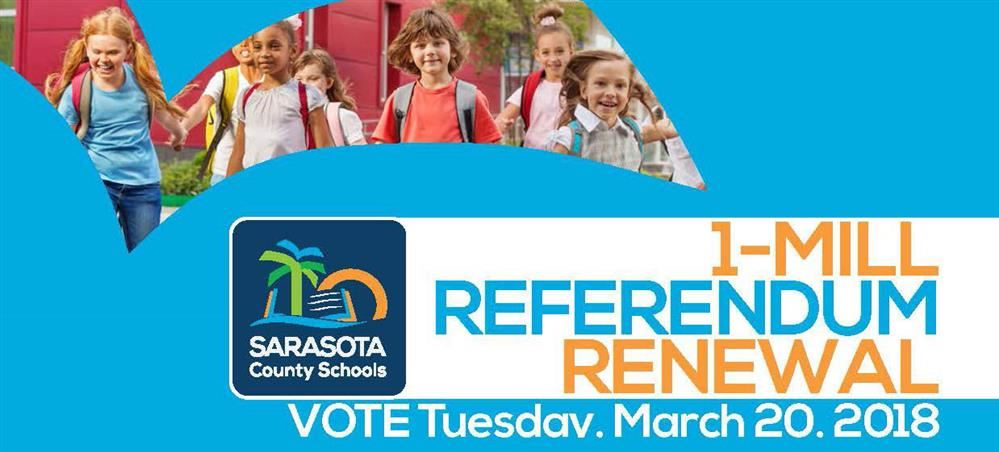 Voters have the chance to renew school referendum funding in March