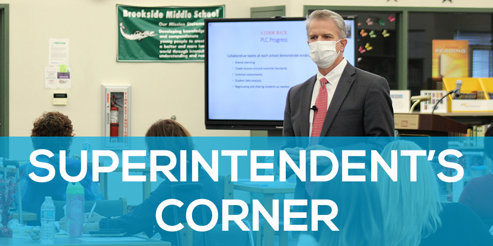 CLICK HERE TO WATCH SUPERINTENDENT'S WEEKLY MESSAGE SEPTEMBER 25, 2020