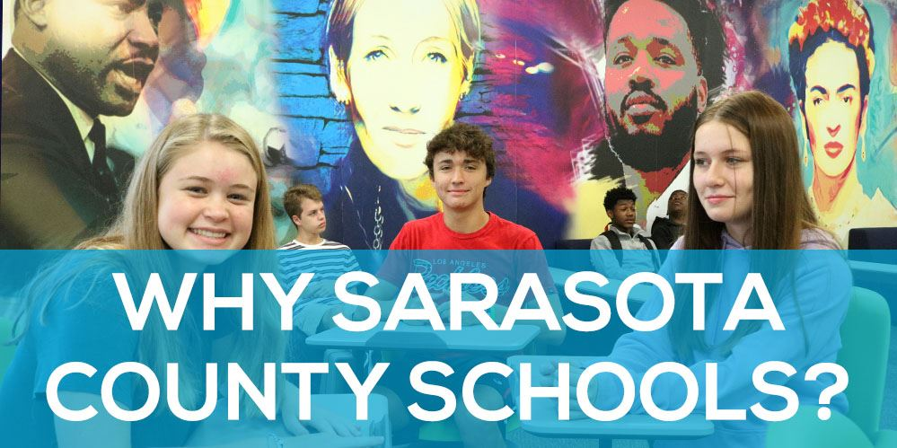 Learn why Sarasota County Schools is a top-rated school district.
