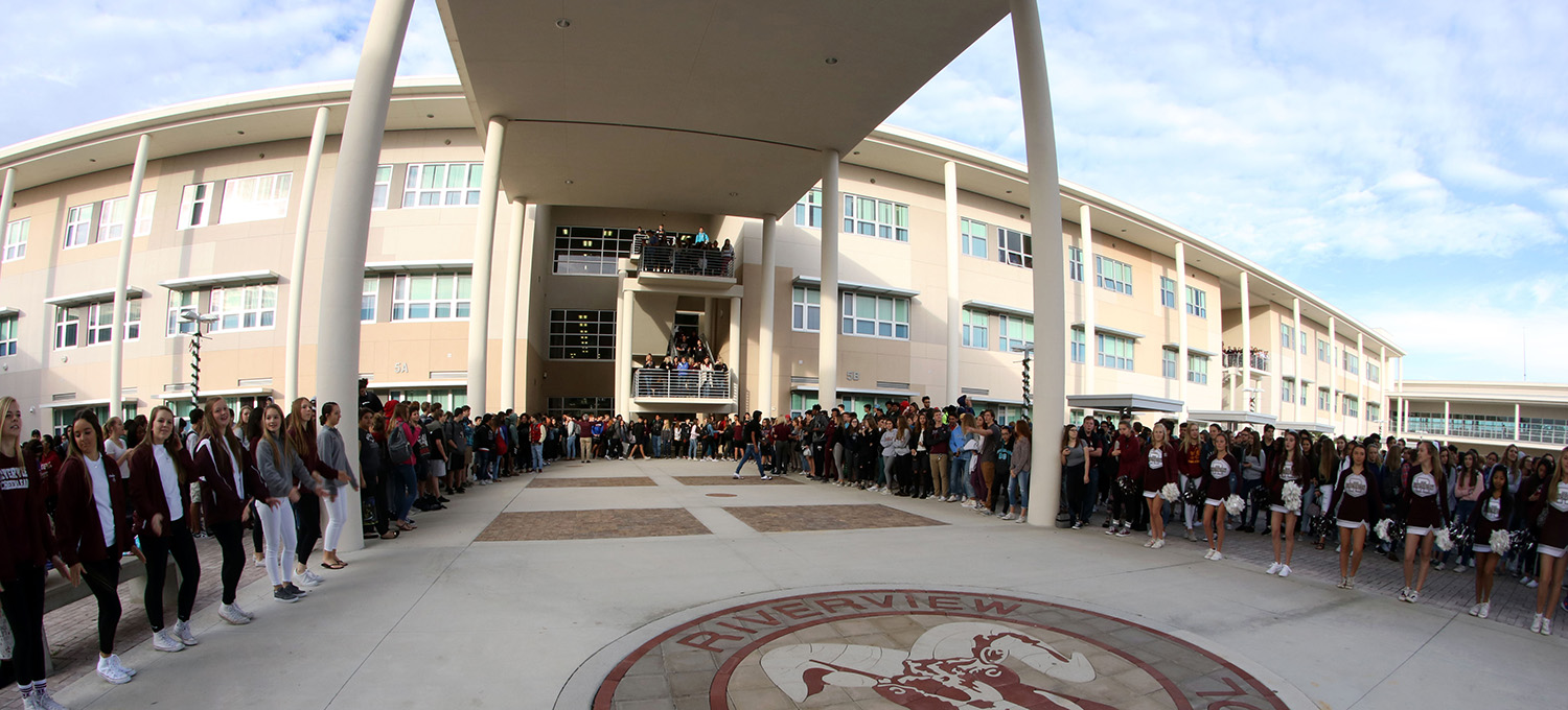 Riverview High / Homepage